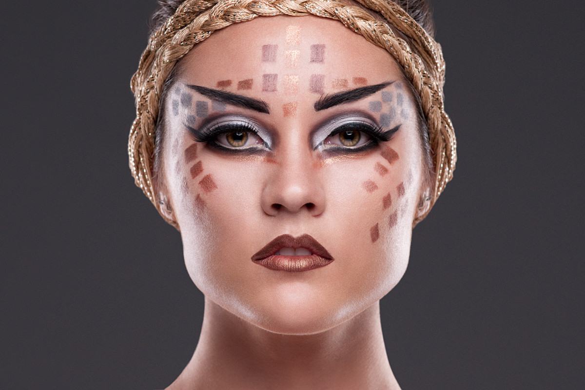 Female Alien Makeup http://beautybycrystal.wordpress.com/category/uncategorized/